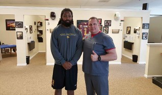 ADRIAN CLAYBORN Atlanta Falcons